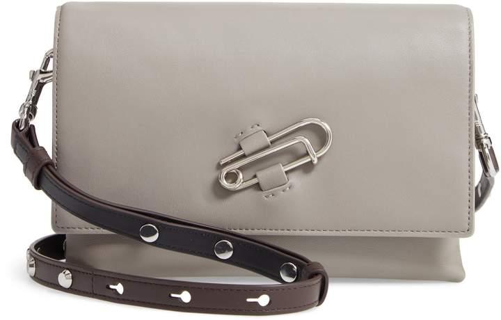 Allsaints Nancy Leather Shoulder Bag