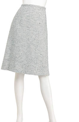 Ad Addenda (エイディー アデンダ) - エイディーアデンダ スプリングツイードスカート