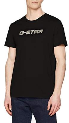 G Star Men's Geston R T S/s T-Shirt, (White 110)