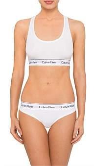 afde74c914441 at David Jones Calvin Klein Modern Cotton Unlined Bralette