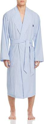 Polo Ralph Lauren Andrew Stripe Robe $65 thestylecure.com