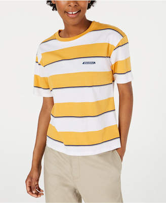 Dickies Striped Cotton Tomboy T-Shirt