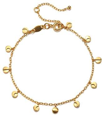 Satya Jewelry Plate Moon Phase Charm Bracelet