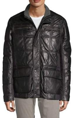 Bugatti Classic Quilted Jacket