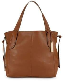 Vince Camuto Mara Pebble Leather Tote