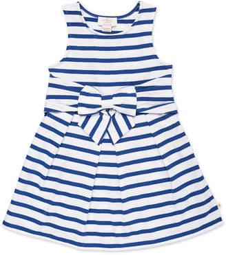 Kate Spade jillian striped sleeveless dress, size 2-6x