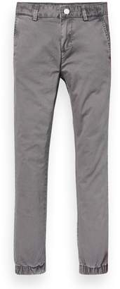 Scotch & Soda Chinos With Cuffs Relaxed slim fit