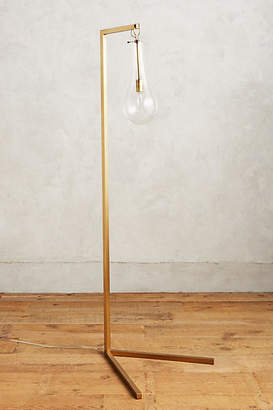 Anthropologie Sabine Floor Lamp