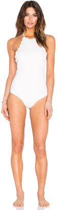 Marysia Swim Mott One Piece $334 thestylecure.com