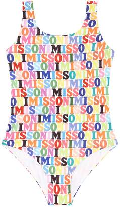 Missoni Stripe Triangle Swimsuit