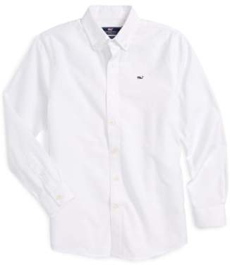 Vineyard Vines Woven Oxford Shirt