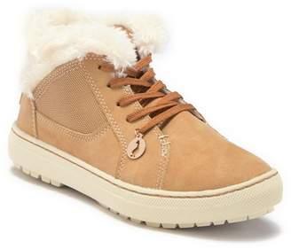 Sporto Zep Faux Fur High-Top Sneaker