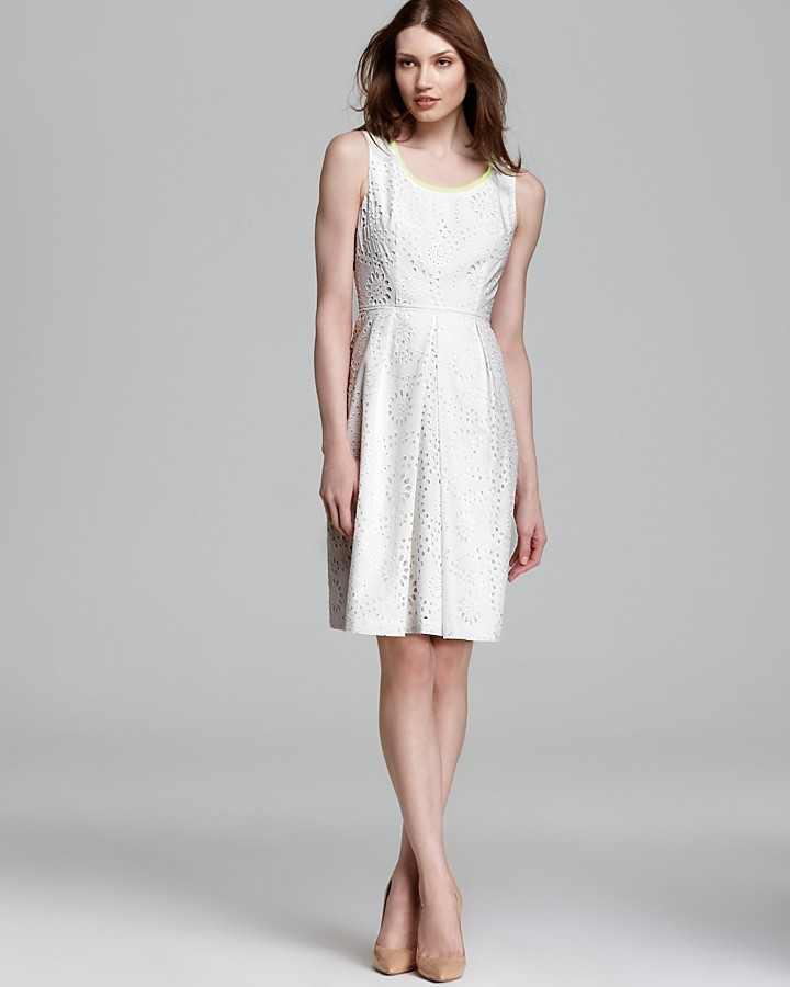 T Tahari Phoebe Dress