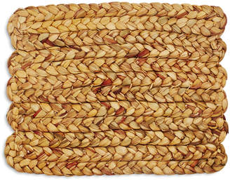 Sur La Table Braided Water Hyacinth Placemat