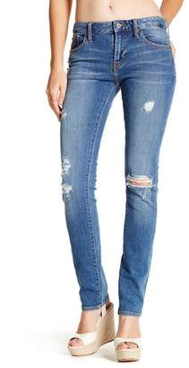 Jean Shop Straight Distressed Jean