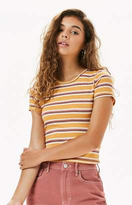 PS Basics by Pacsun Striped Chicago T-Shirt