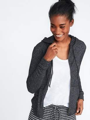 Old Navy Relaxed Plush-Knit Sleep Hoodie for Women