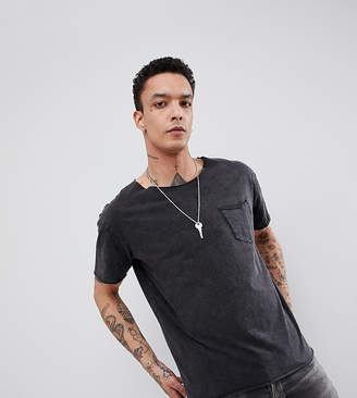Heart & Dagger relaxed fit t-shirt with heavy wash