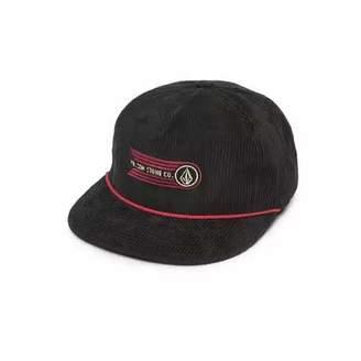 Volcom Men's Stone Glide 5 Panel Adjustable Snapback Hat