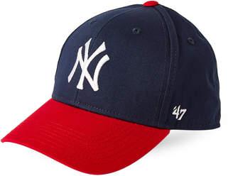 '47 Boys 8-20) Navy & Red New York Yankees Baseball Cap