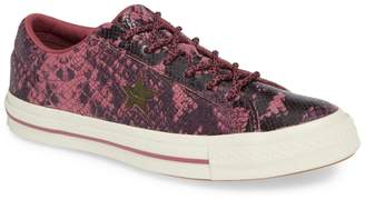 Converse Chuck Taylor All-Star One Star Low-Top Sneaker (Women)