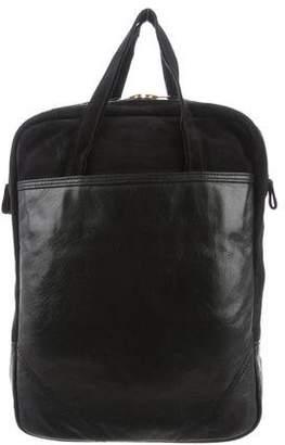 3.1 Phillip Lim Suede & Leather Bag