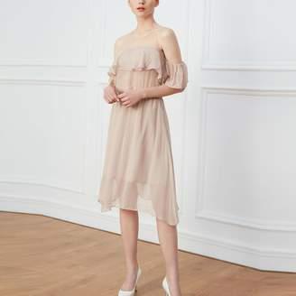 Black Label Sylvia Off The Shoulder Dress