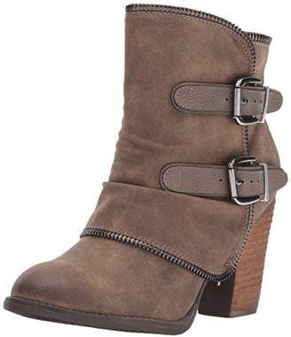 Not Rated Women's Vaca Ankle Bootie