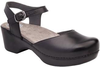 Dansko Closed Toe Leather Mary Janes - Sam