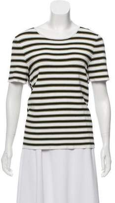 A.L.C. Short Sleeve Knit Top