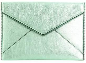 Rebecca Minkoff envelope shaped clutch