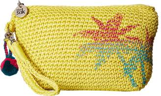 The Sak Palm Spring Cosmetic Cosmetic Case