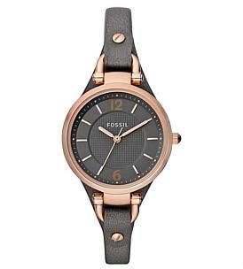 Fossil Georgia Watch