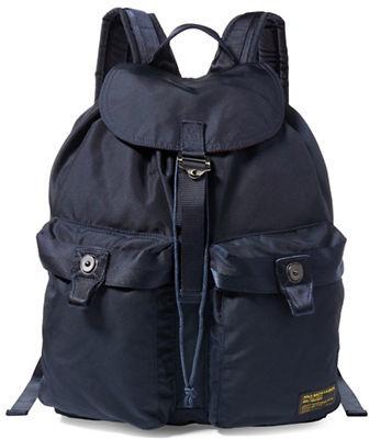 Polo Ralph LaurenPolo Ralph Lauren Drawstring Backpack