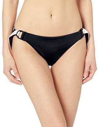 Bikini Lab Women's Side Tie Hipster Bikini Swimsuit Bottom