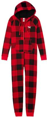 Victoria's Secret PINK Onesie Pajamas Christmas