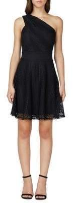 Adelyn Rae Londyn Woven Lace Dress