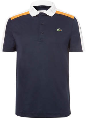 Lacoste Tennis Colour-Block Piqué Tennis Polo Shirt