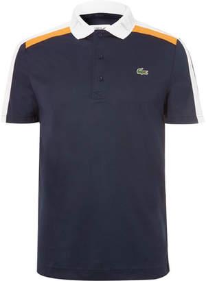 Lacoste Tennis Colour-Block Piqué Tennis Polo Shirt