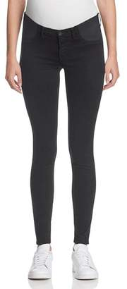 J Brand Mama J Super Skinny Maternity Jeans in Black