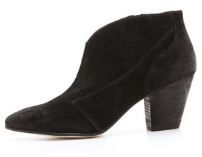 Belle by Sigerson Morrison Yoko Point Short Booties