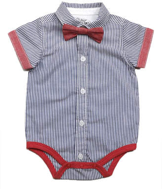 Kapital K Bodysuit With Bowtie