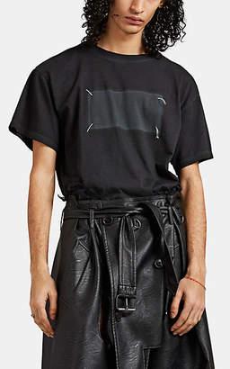 Maison Margiela Men's Memory Of Logo T-Shirt - Black