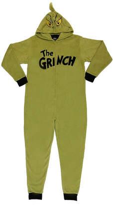 Asstd National Brand The Grinch Mens Union Suit
