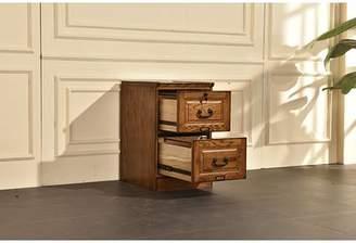 Co Darby Home Sarthak 2 Drawer Vertical Filing Cabinet