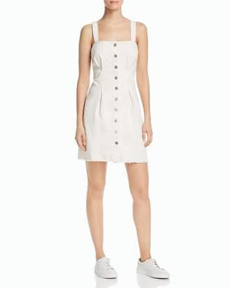 Current/Elliott The Corset Denim Dress - 100% Exclusive