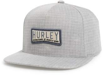 Hurley Peru Snapback Baseball Cap