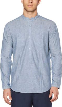 Cubavera Two-Pocket Popover Shirt