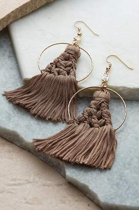 Soft Surroundings Fiona Fringe Earrings
