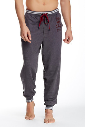 Psycho Bunny Lounge French Terry Jogger Pant $49.50 thestylecure.com